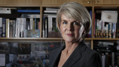 Julie Bishop was a very good foreign minister in a time of head-spinning change