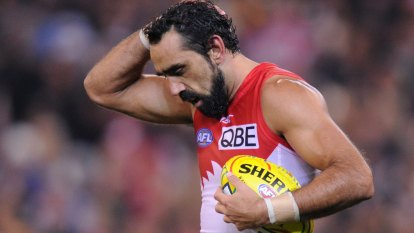 AFL greats wish they did more for taunted Swan Adam Goodes