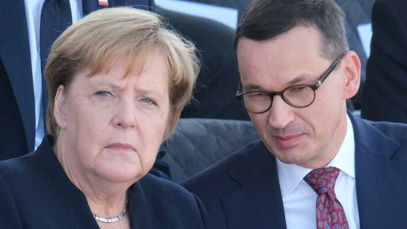 Europe marks the start of WWII in Poland as Germany sounds warning