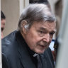 George Pell reportedly moved after drone flown over jail