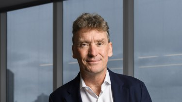 VocusGroup Managing Director and CEO Kevin Russell.