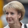 Michaelia Cash claims Bill Shorten connection not reason for AWU raids