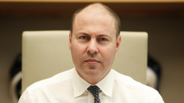 Treasurer Josh Frydenberg is not prepared to help the states fund major tax reform.