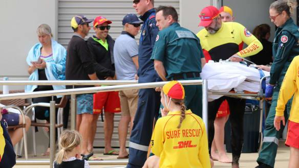 'An abysmal response': Renewed push for Mandurah SMART drumline trial after shark attack
