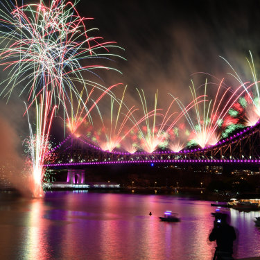 Riverfire is a celebration of the Brisbane River, highlighting its importance to the city's cultural life.