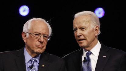 Joe Biden reaches out to progressives, backs Elizabeth Warren's plan