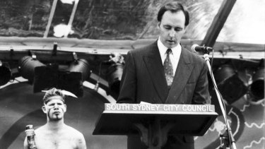 Then prime minister Paul Keating delivered an emotional speech in Redfern to mark the International Year of the World's Indigenous People on December 10, 1992.