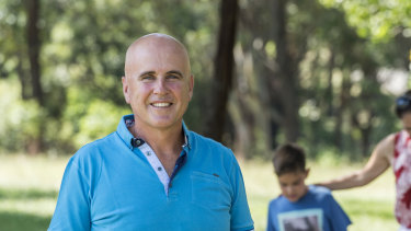 Adrian Piccoli, now a director of the Gonski Institute for Education.