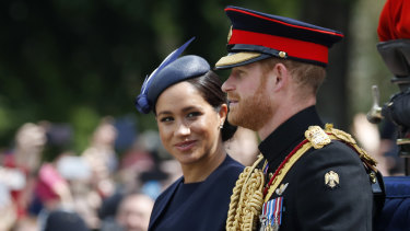 Prince Harry and Meghan, the Duchess of Sussex, have urged their followers to donate to the NSW Rural Fire Service and Red Cross.