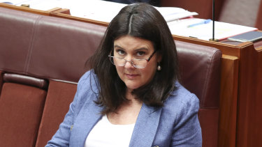 Superannuation Minister Jane Hume has changed the benchmarking tests for super funds to include specific asset classes for infrastructure and unlisted property.