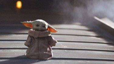 The designers of Baby Yoda hit the sweet spot - vulnerable and childlike.