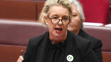 Agriculture Minister Bridget McKenzie says supermarkets need to increase retail prices on fresh food.