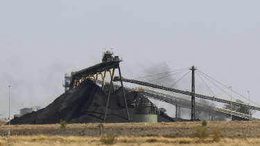 Whitehaven Coal's production has been hit by bushfires, drought and a labour shortage.