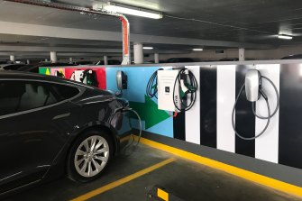 More charging infrastructure is needed to help make EVs accessible.