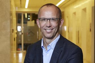 Openpay chief executive Michael Eidel
