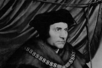 Sir Thomas More was unwilling to extend to others the freedom of conscience he so valued for himself.