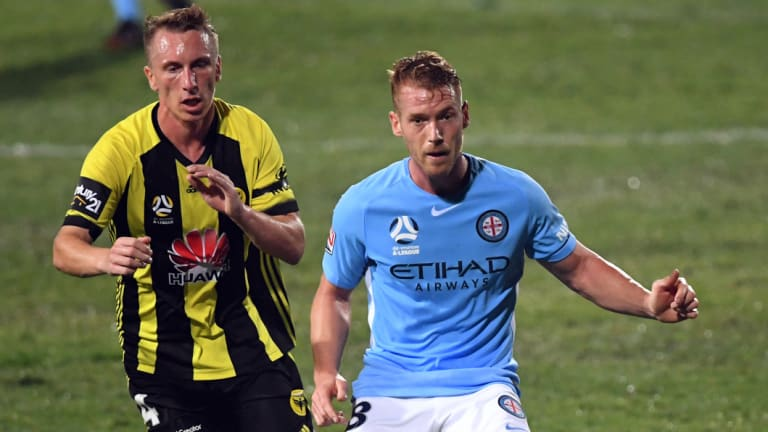 Oliver Bozanic used to ply his trade with Melbourne City in the A-League.