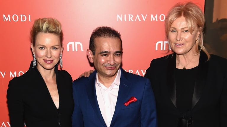 Naomi Watts, Nirav Modi and Deborra-lee Furness at the grand opening of his New York boutique in September 2015.