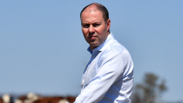 State treasurers want Josh Frydenberg to bring forward infrastructure projects.