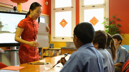 Is closing the Confucius program a xenophobic reaction?