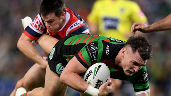 Crichton and Roosters on collision course with Rabbitohs in round one