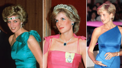 Some of Diana's most memorable jewellery looks happened right here