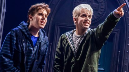 Terrifying, mesmerising, magical: Harry Potter lives up to the hype