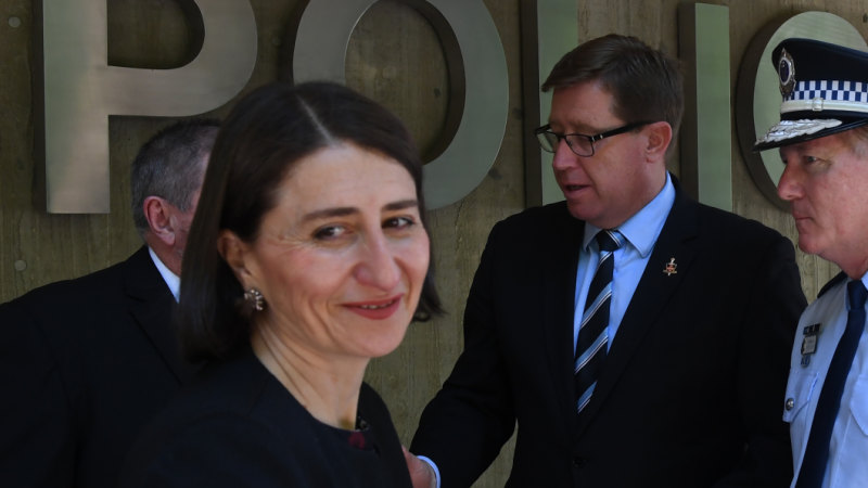 Don't want to play catch up': Berejiklian says Morrison has