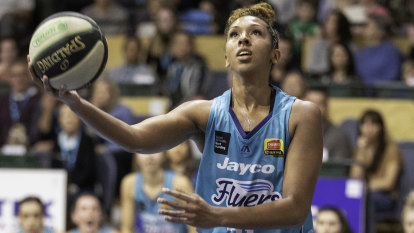 Flyers tune up for Canberra clash by beating Townsville