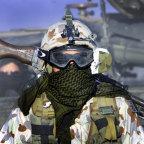 SAS soldiers on duty in Afghanistan.