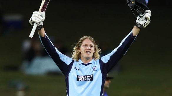 Cricket Australia's next gen headlines Prime Minister's XI