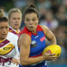 Dogs AFLW skipper in the clear