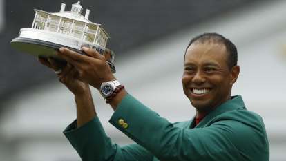 Why Tiger Woods is the greatest story in sport right now
