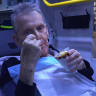 Queensland paramedics' gift of caramel sundae celebrated