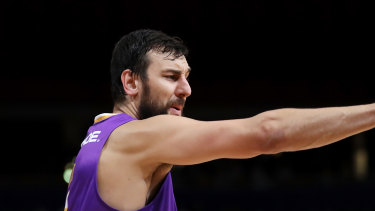 Andrew Bogut will weigh up his future after the Olympics.