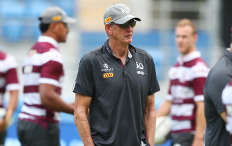 Wayne Bennett was less than impressed by NSW questioning the integrity of his medical staff.