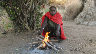 The Hadza are pictures of health. Is squatting important to that?