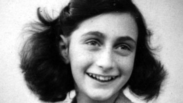Anne Frank died in the Holocaust at age 15.