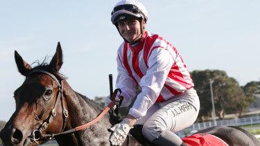 Jockey Jamie Kah has moved to Melbourne.