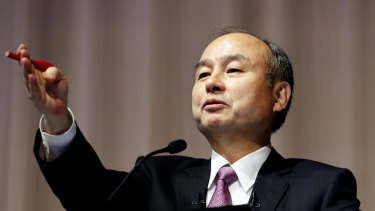 Japan's SoftBank has been a heavy buyer of both the physical stock and, more particularly, call options over the shares in the big tech companies.