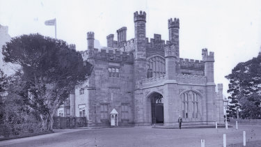 Government House.