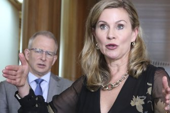 eSafety Commissioner Julie Inman Grant has offered to testify at the US congressional hearings about Australia's efforts to regulate the tech giants.