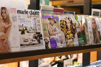 Bauer Media has suspended printing of some of its titles, laying off 70 staff.