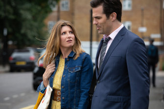 Catastrophe, season four.