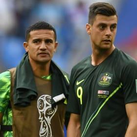 Nervous Australians sweat on result of next match