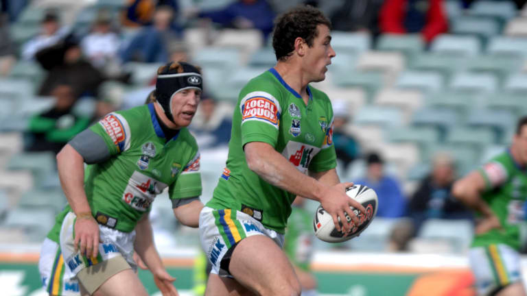 Former Raider Terry Campese is after some revenge when he takes on old teammate Alan Tongue.