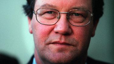 Former Australian high commissioner to the UK Alexandre Downer.