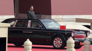 """Under leader Xi Jinping, """"president for life,"""" the Communist Party of China has built the most technologically sophisticated repression machine the world has ever seen."""