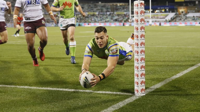 Ricky Stuart couldn't find a better role model than Nick Cotric.