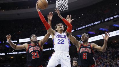 Philadelphia's Matisse Thybulle wants to play for Boomers